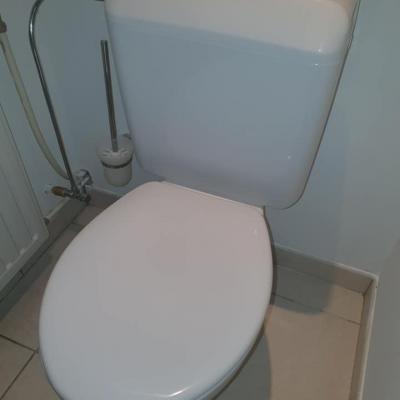Installation toilette bruxelles