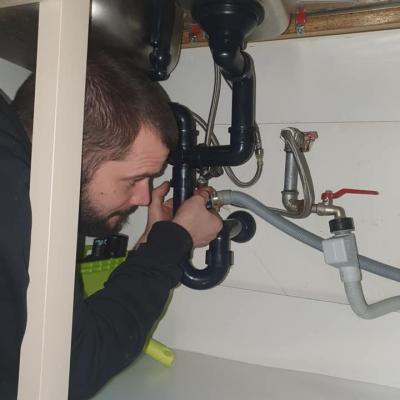 Plomberie reparation auderghem